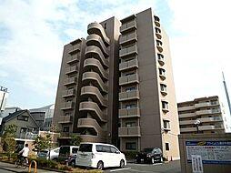 大阪府藤井寺市岡2丁目の賃貸マンションの外観
