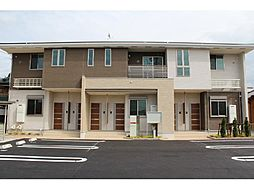 愛知県刈谷市小山町1丁目の賃貸アパートの外観