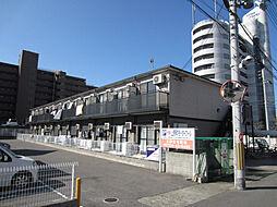 大阪府岸和田市上野町東の賃貸アパートの外観
