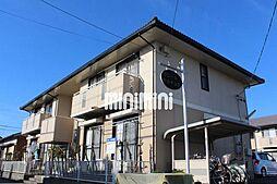 三重県四日市市伊倉1丁目の賃貸アパートの外観