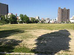 岡崎公園 1297m