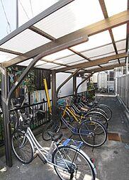 レジデンスメウ・ミシマ[2階]の外観
