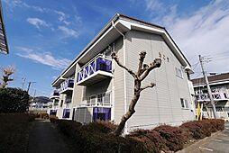 テクノハイム本宿 桜[201号室]の外観