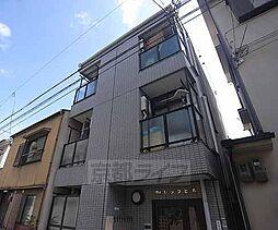 京都府京都市左京区高野竹屋町の賃貸マンションの外観