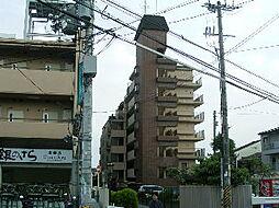 シルバーシャトー太秦[2階]の外観