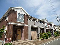 山手メゾン弐[2階]の外観