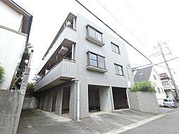 千葉県佐倉市西志津8丁目の賃貸マンションの外観