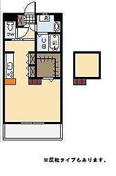 (仮称)大工3丁目マンション[2階]の間取り