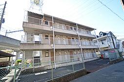 ユニハイツ田村I[205号室]の外観