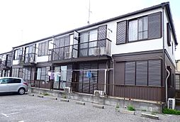 サクセス高田[2階]の外観