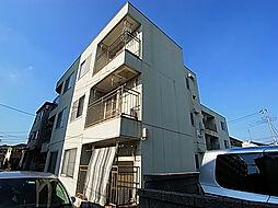 ペリーハイム新松戸[3階]の外観