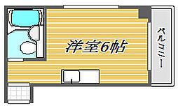J-DREAM江古田[3階]の間取り