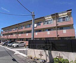 京都府京都市西京区桂芝ノ下町の賃貸マンションの外観