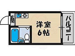 西田辺駅 1.8万円