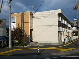 長野県松本市庄内 3丁目の賃貸アパートの外観
