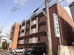 京都府京都市西京区桂上野中町の賃貸マンションの外観