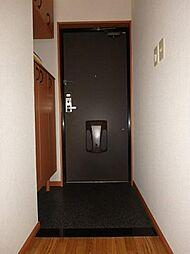 ドルフIIの玄関