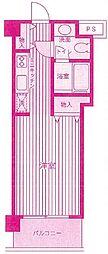 プレール宮崎台[3階]の間取り