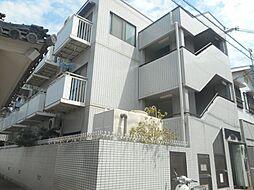 大阪府泉大津市神明町の賃貸マンションの外観