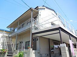 山翠荘[南2-9号室]の外観