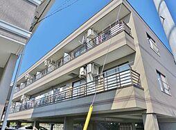 山梨県甲府市国玉町の賃貸マンションの外観