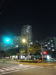 酉島リバーサイドヒルなぎさ街16号棟[6階]の外観