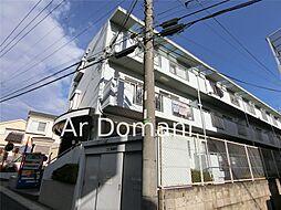 コスモ松戸胡録台[3階]の外観