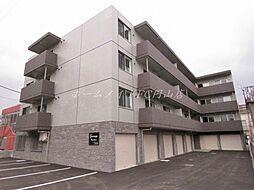 北海道札幌市中央区南十八条西8丁目の賃貸マンションの外観