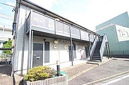 愛知県名古屋市名東区牧の原1丁目の賃貸アパートの外観