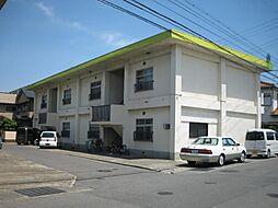 中塚マンションA棟(山側)[1F-6号号室]の外観