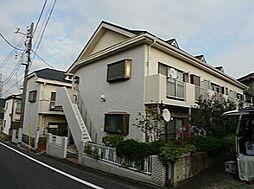 カームハイツII bt[2階]の外観