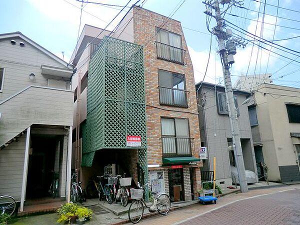 山王ホームズ 2階の賃貸【東京都 / 大田区】
