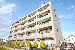 埼玉県川口市安行藤八の賃貸マンションの外観