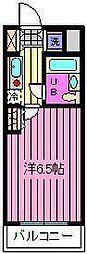 宮原ステーションプラザ[2階]の間取り