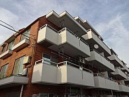 シティコーポパルナス東村山本町パート3[2階]の外観