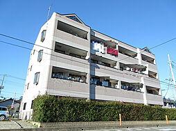 埼玉県上尾市大字小泉の賃貸マンションの外観