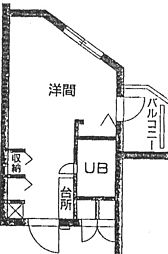 🉐敷金礼金0円!🉐コンドミニアム蒔田