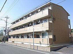 セーリングV A棟[1階]の外観