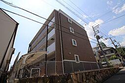 兵庫県神戸市灘区赤坂通1丁目の賃貸マンションの外観
