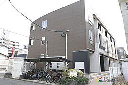 福岡県福岡市西区大字下山門2丁目の賃貸アパートの外観