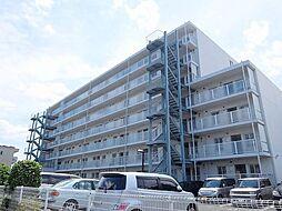 サンソレイユ松戸[5階]の外観