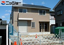 愛知県名古屋市守山区苗代1丁目の賃貸アパートの外観