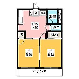 武蔵高萩駅 4.6万円