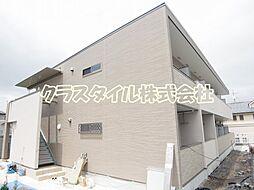 小田急小田原線 読売ランド前駅 徒歩13分の賃貸アパート