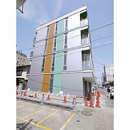M HOUSE[4階]の外観