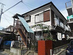コーポラス関東[201号室]の外観
