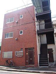 HANAマンション[1階]の外観