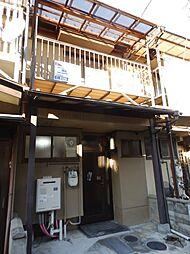 [テラスハウス] 京都府京都市山科区西野後藤 の賃貸【/】の外観