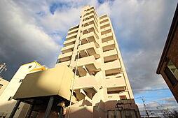 シャンテ中垣[8階]の外観