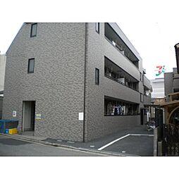 ファミーユコート恩田B棟[3階]の外観